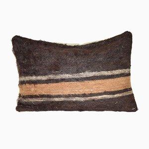 Turkish Siirt Blanket Cushion Cover