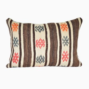 Anatolian Turkish Kilim Cushion Cover