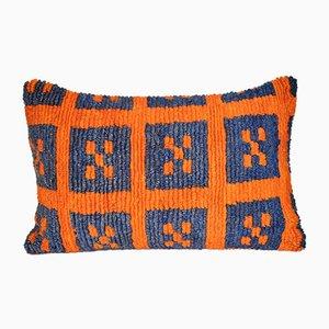 Turkish Tulu Cushion Cover