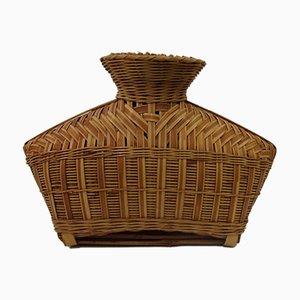 Vintage Bambus Aal Falle