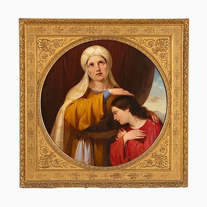 Andrea Appiani, Jacob''s Blessing, 19th Century, Oil on canvas