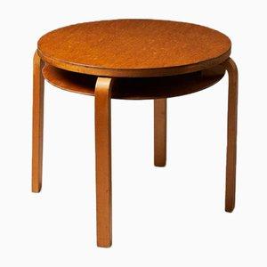 Table Modèle 907 par Alvar Aalto pour Finmar, FInland, 1940s