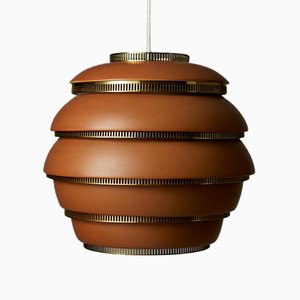 Beehive Model A331 Pendant by Alvar Aalto for Valaistustyo, 1953