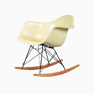 Zenith Rocking Chair by Charles & Ray Eames for Herman Miller, USA, 1950s