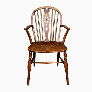 Ash and Elm Windsor Chair, 1860s