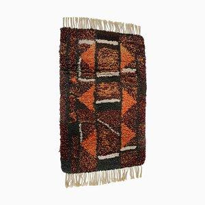 Mid-Century Danish Wool Rug, 1970s