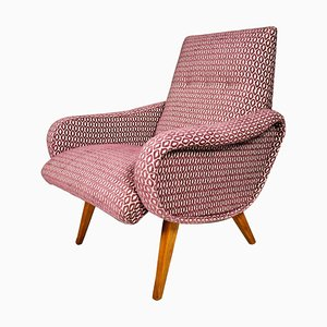 Lady Chair in Style of Marco Zanuso, 1960s