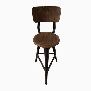 Elastic High Stool from AMA, 1930s