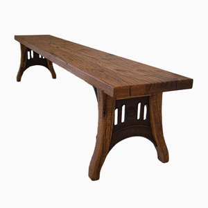 Industrial Bamford Bench, 1930s