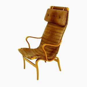 Eva Lounge Chair by Bruno Mathsson for Firma Karl Mathsson, 1960s