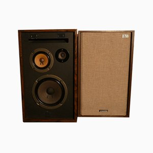 Model U-3500 Speakers from Onkyo, 1972, Set of 2