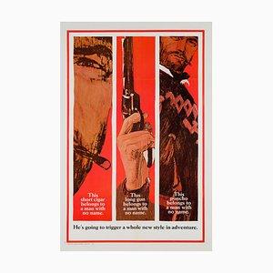 Póster estadounidense de la película Fistful of Dollars, 1967