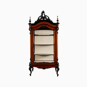 Antique Dutch Display Cabinet