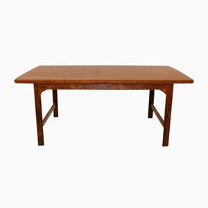 Swedish Rosewood Coffee Table, 1960s