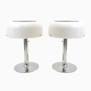 Swedish Table Lamps by Anders Pehrson for Ateljé Lyktan, 1970s, Set of 2