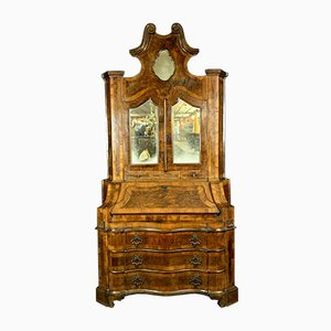 Louis XV Venetian Arched Wooden Cabinet