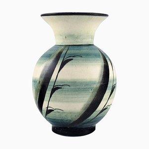 Rare Vase in Glazed Ceramics, 1920s