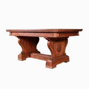 Antique Walnut Coffee Table