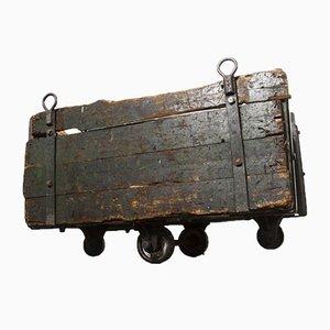 Industrial Box Trolley, 1890s