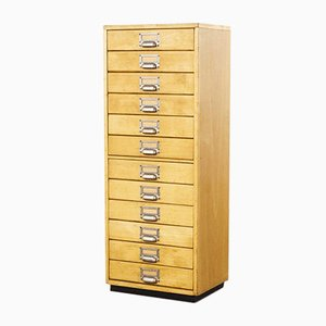 Small Multi Drawer Jewellers Cabinet, 1950s