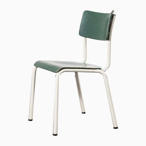 Green Stacking Dining Chair from Thonet, 1970s