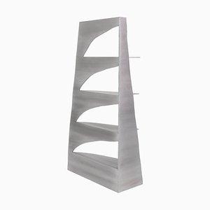 Aluminium Rational Jigsaw Regal von Studio Julien Manaira
