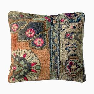 Vintage Carpet Cushion Cover