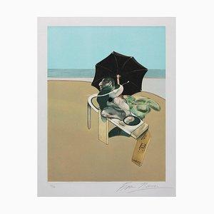 Francis Bacon von Metropolitan Triptychon, (1981)