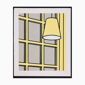 Patrick Caulfield Interior: Morning, (1970)