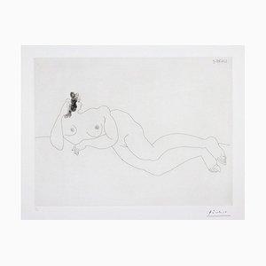 Picasso Odalisque, (1970)
