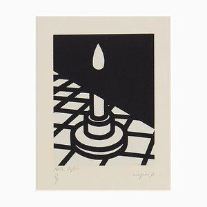 Patrick Caulfield Candle, (1973)