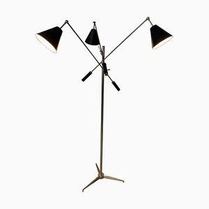 Arredoluce Triennale Floor Lamp by Angello Lelli, 1950s