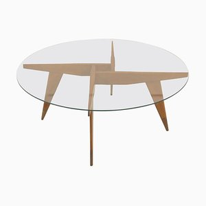 Cocktail Table by Gio Ponti for Singer & Sons, 1950s