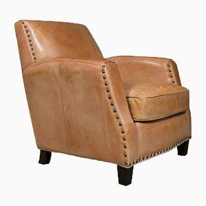 Tan Canonbury Club Chair