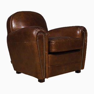Mackintosh Leather Club Chair