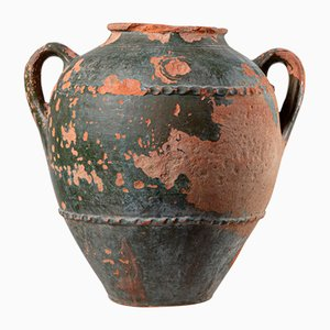 Early 19th Century Terracotta Pot
