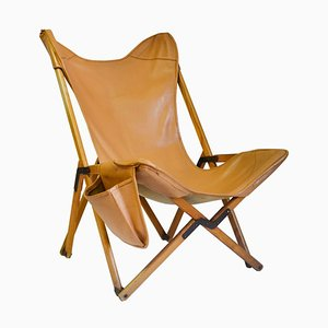 Tripolina Lounge Chair by Vittoriano Viganò for Paolo Viganò, 1950s