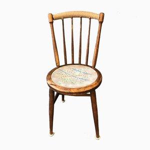 Antiker Beistellstuhl von Markus Friedrich Staab für Atelier Staab, 2020