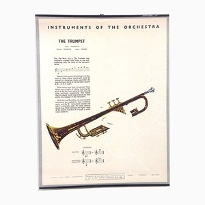 The Trumpet Poster, 1950s