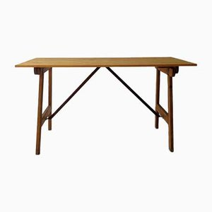 Vintage Foldable Dining Table, 1950s
