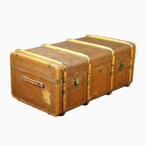 Curved Mail Trunk, 1920s