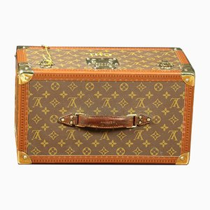 Vanity Case with Key from Louis Vuitton, 1950s