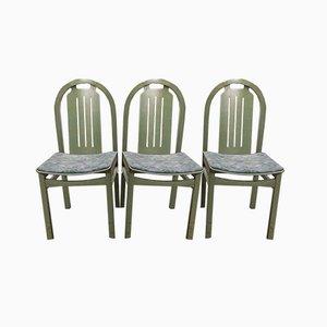 Esszimmerstühle von Baumann, 1990er, 3er Set