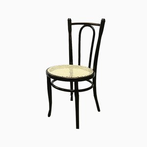 Antique Austrian Wooden Dining Chair by Michael Thonet for Thonet