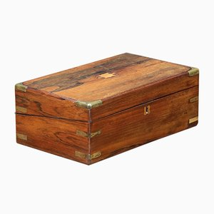 Rosewood Writing Box, 1920s