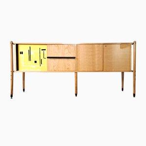 Italian Sideboard by Roberto Aloi, 1950s