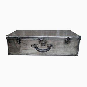 Valigia in alluminio lucidato
