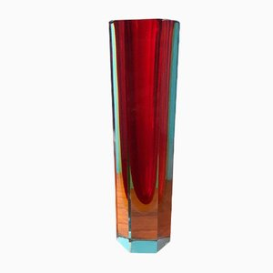 Murano Glass Decoration by Flavio Poli for Seguso, 1950s