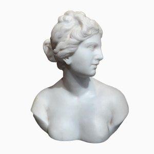 Diana Skulptur, 1850er, Marmor
