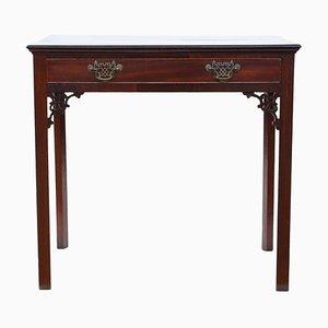 Mahagoni C1800 Schreibtisch